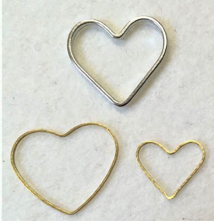 Heart Shaped Rings